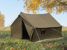 Классическая четырёхместная палатка